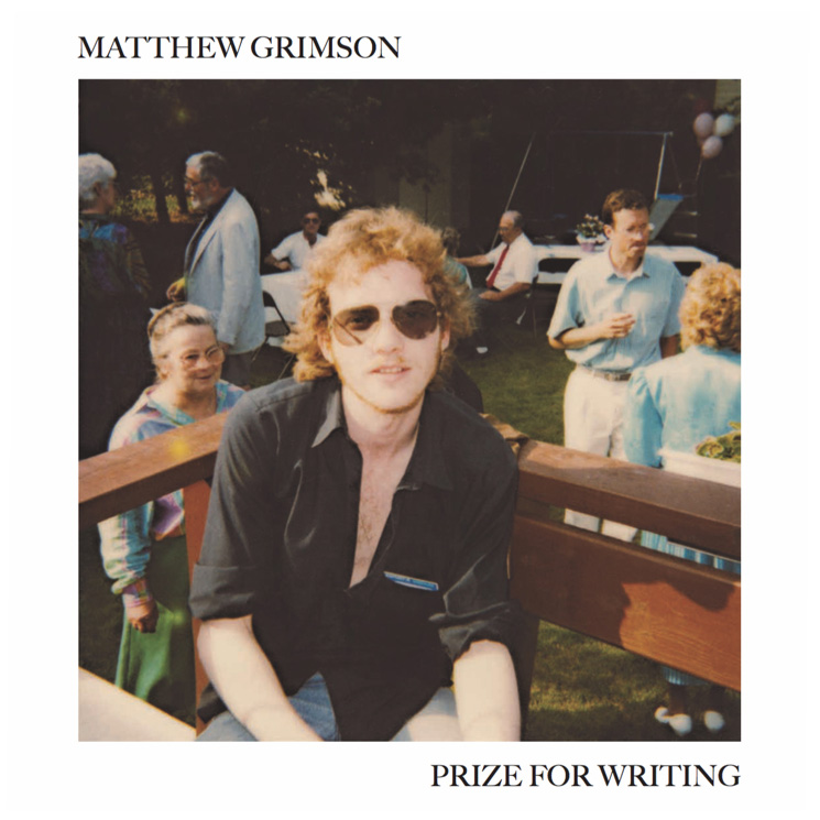 Matthew Grimson's Posthumous 'Prize for Writing' Finally Brings the Halifax Hero to the Rest of the World