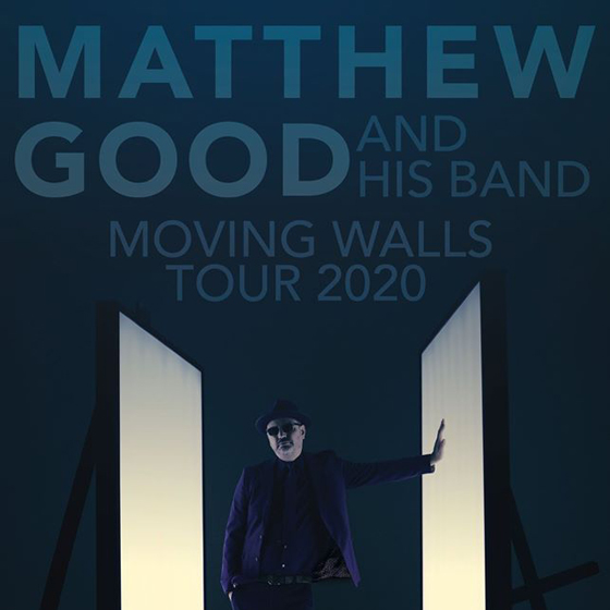 "Matthew Good Maps Out North American ""Moving Walls Tour"""
