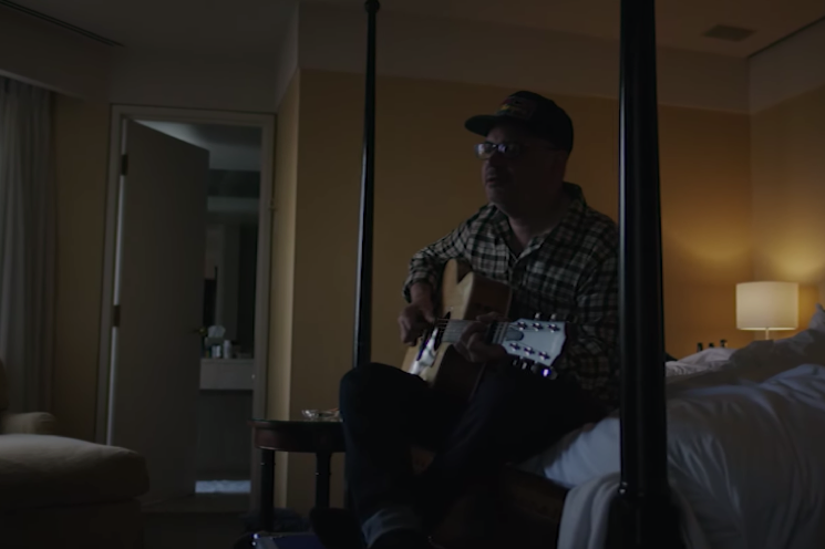 "Matthew Good Shares New Song ""Selling You My Heart"""