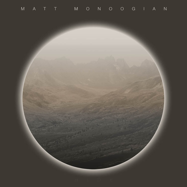 Matt Monoogian 'HIDE' (album stream)
