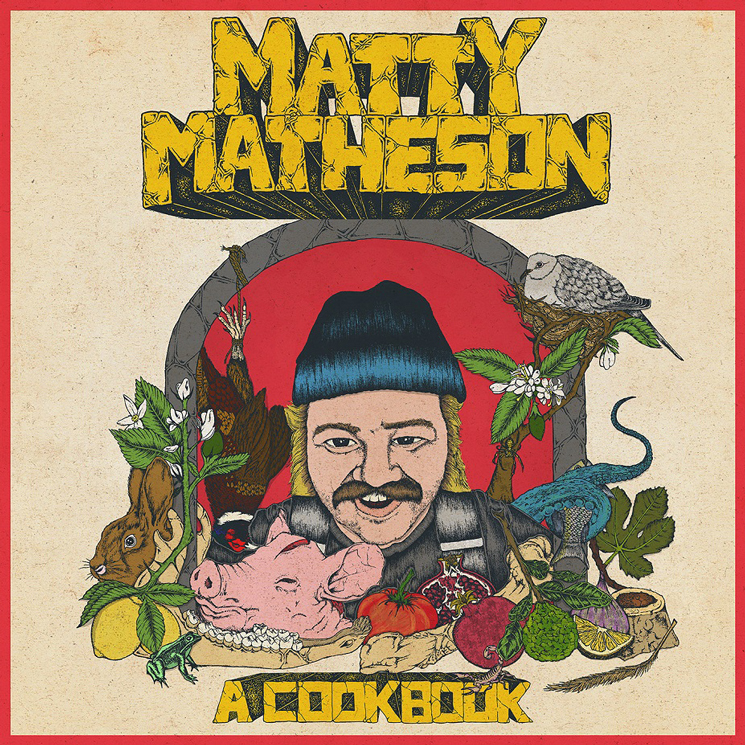 Matty Matheson's Cookbook Is Coming to Vinyl