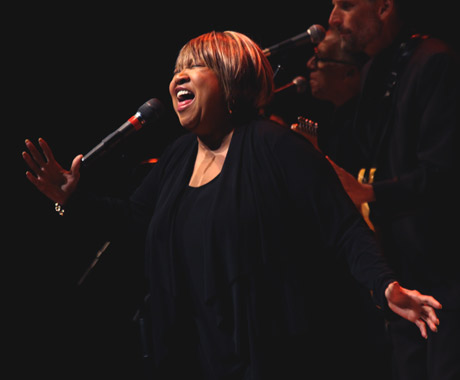 Mavis Staples Rebecca Cohn Auditorium, Halifax NS, October 9