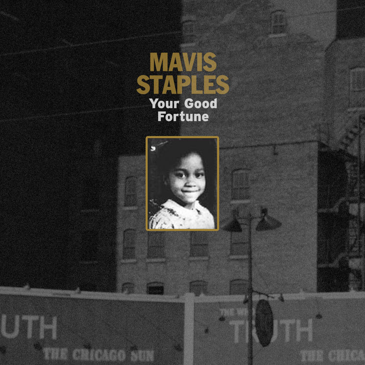 Mavis Staples 'Your Good Fortune' (EP stream)
