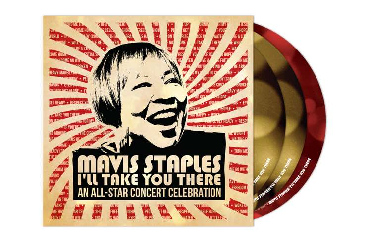 ​Mavis Staples' 75th Birthday Celebration Treated to Live Album and DVD