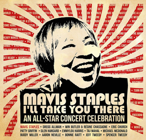 Hear Mavis Staples and Arcade Fire Join Forces to Cover Talking Heads
