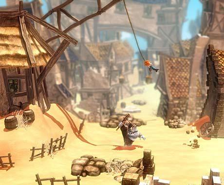 Max: The Curse of Brotherhood Xbox One