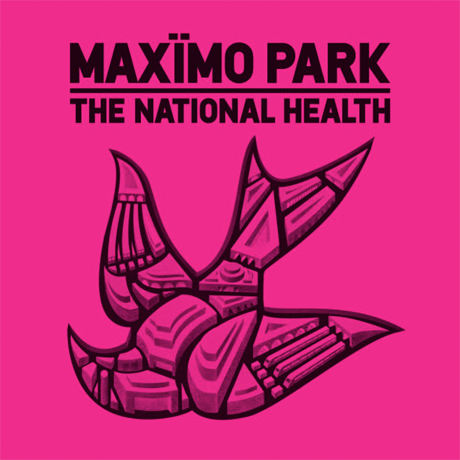 Maximo Park Return with 'The National Health'