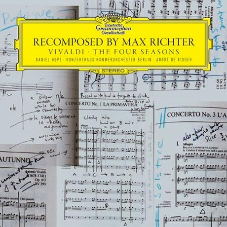 Max Richter Reworks Vivaldi's 'Four Seasons' for 'Recomposed' Series
