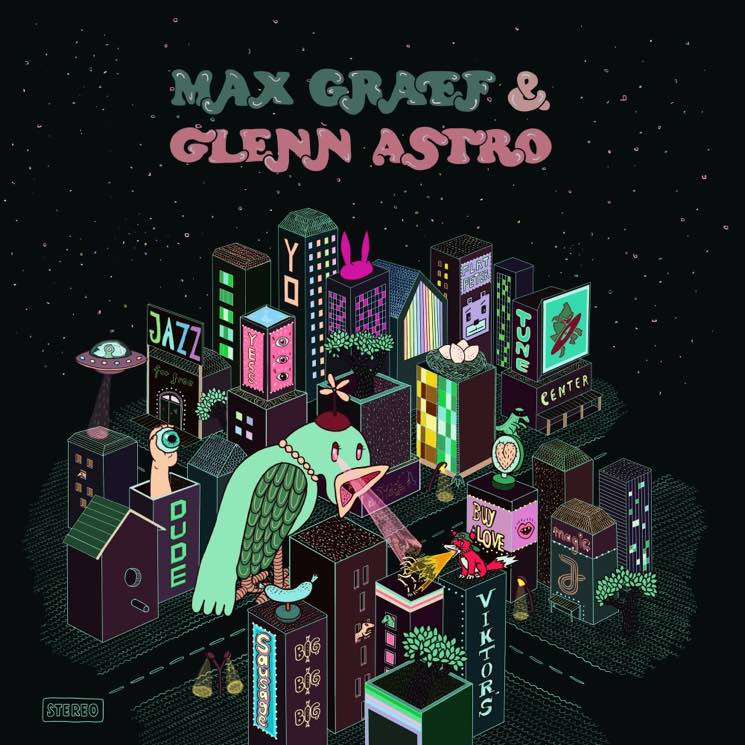 Max Graef & Glenn Astro The Yard Work Simulator