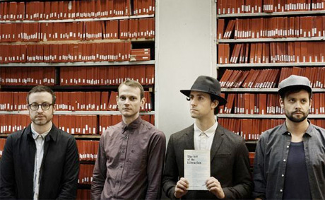 Maximo Park Return with 'Too Much Information'