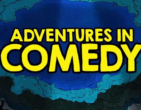 Adventures in Comedy Tom McCaffrey