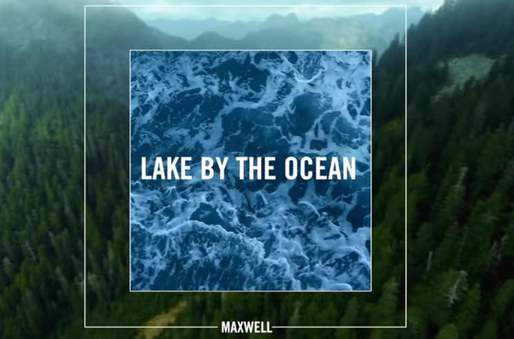 Maxwell 'Lake by the Ocean'