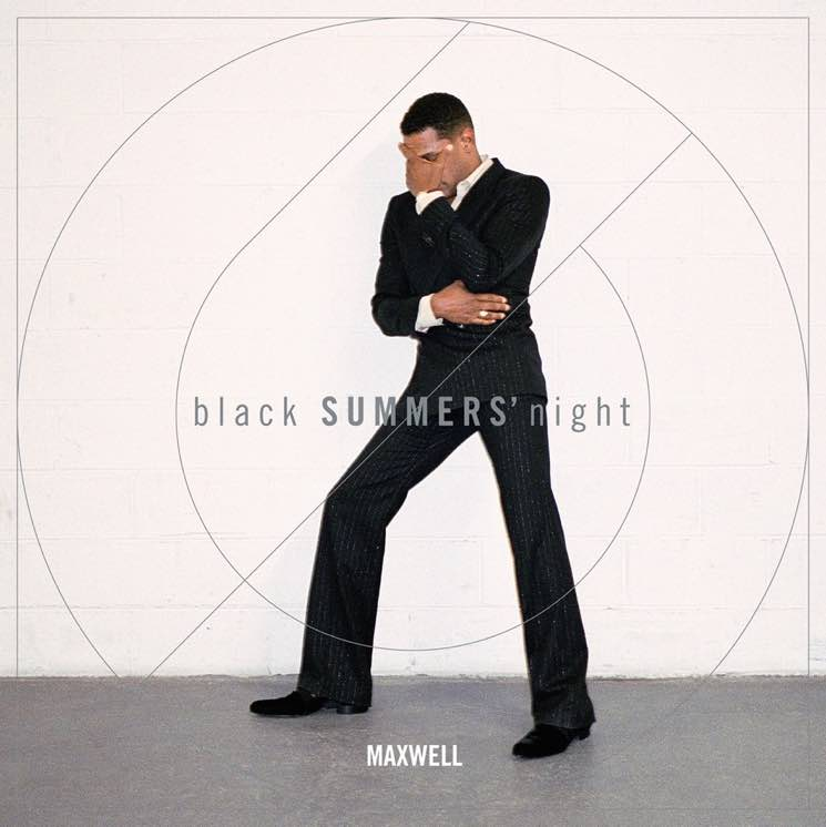 Maxwell blackSUMMERS'night