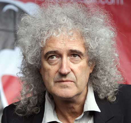 "Queen's Brian May Undergoes Cancer Tests After ""Health Scare"""