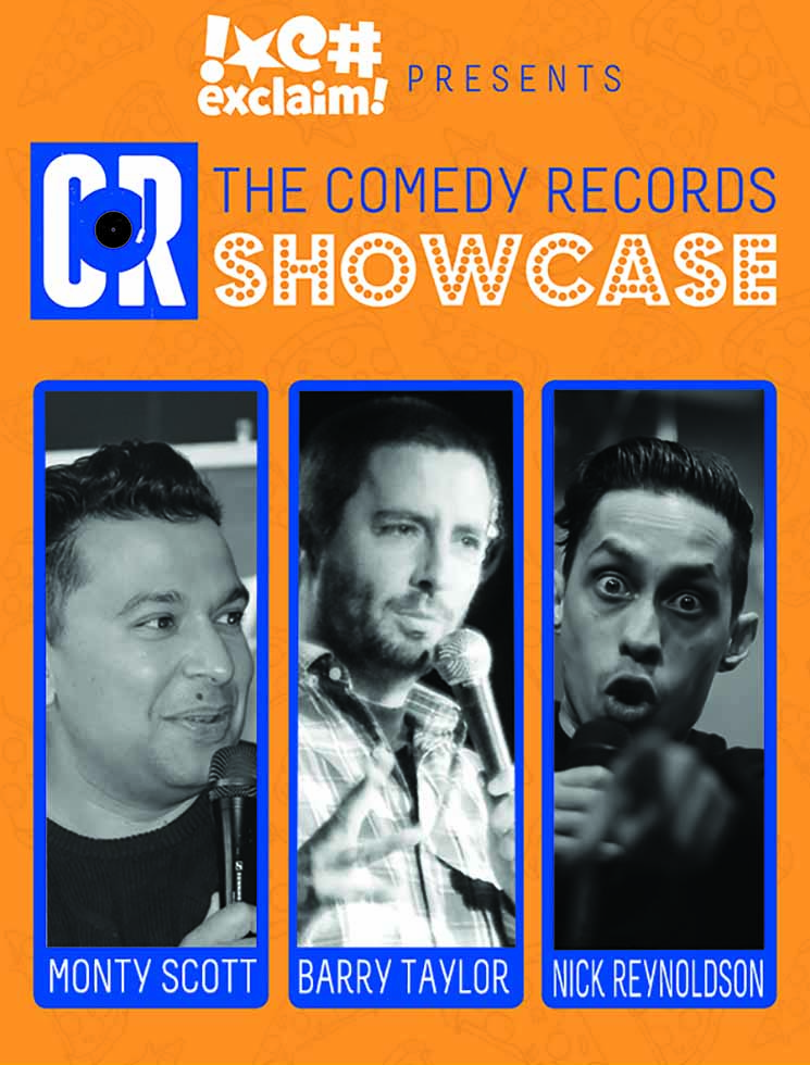 The 'Talking Raptors' Podcast Takes Over the Exclaim!/Comedy Records Standup Showcase