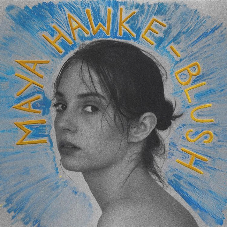 Maya Hawke from 'Stranger Things' Announces Debut Album 'Blush'