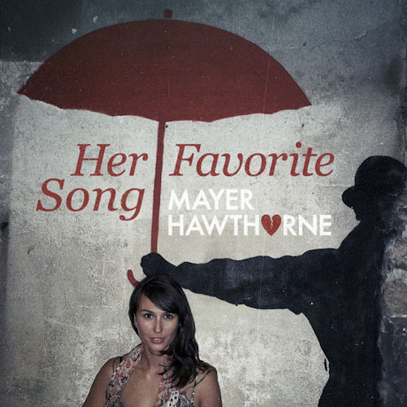 "Mayer Hawthorne ""Her Favorite Song"" (ft. Jessie Ware)"