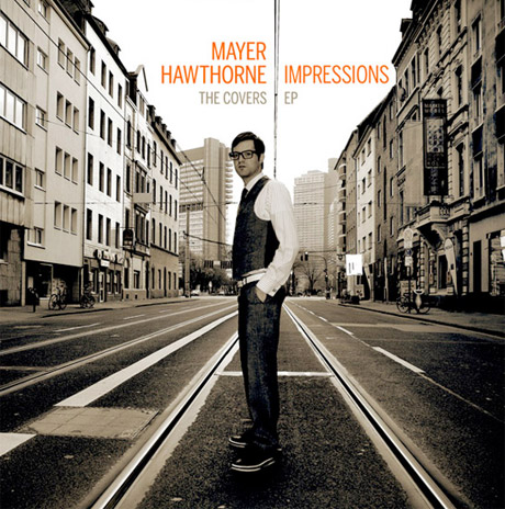 Mayer Hawthorne 'Impressions' covers EP