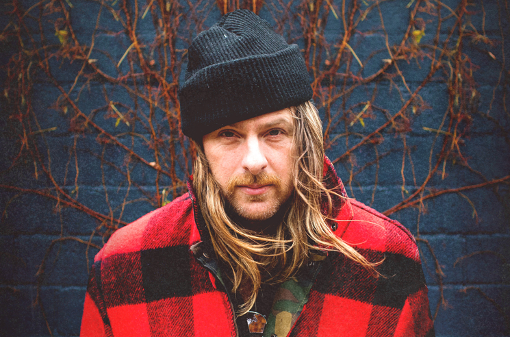 "Matt Mays Plots ""Dark Promises Tour"""