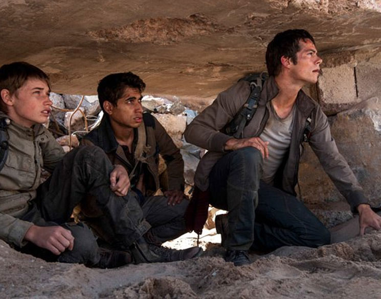 No Evidence 'Maze Runner' Cast Took Artifacts, Studio States
