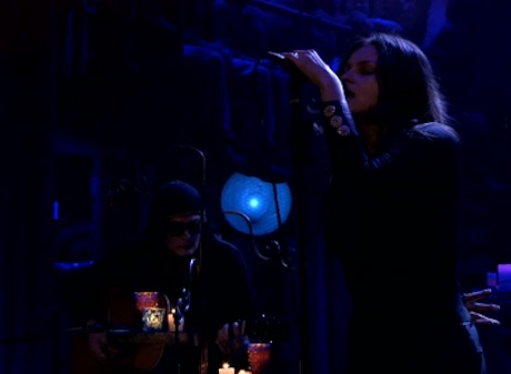 "Mazzy Star ""California"" (live on 'Fallon')"