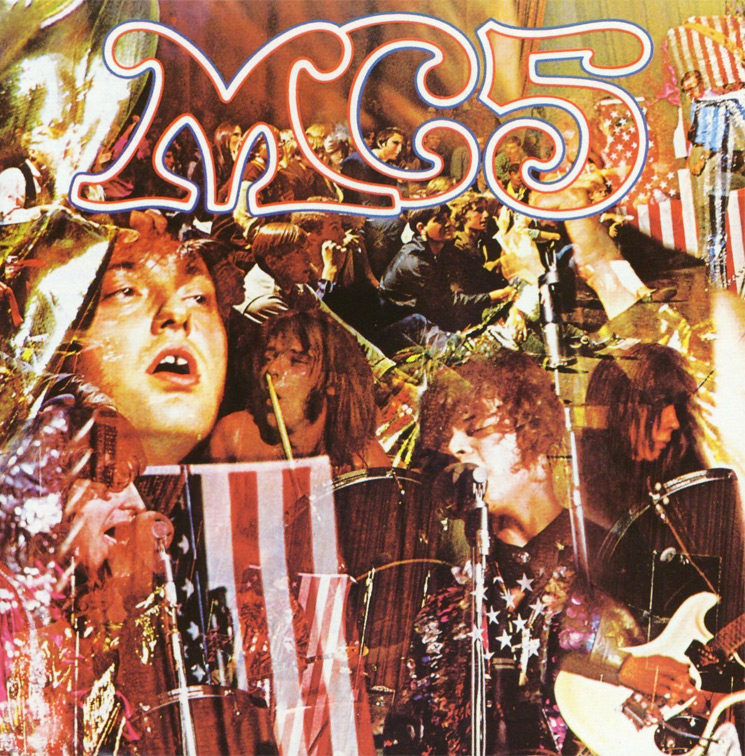 "MC5 Plot ""Kick Out the Jams: The 50th Anniversary Tour"""