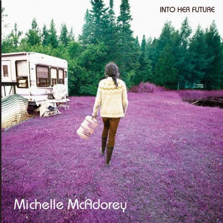 Michelle McAdorey 'Into Her Future' (album stream)