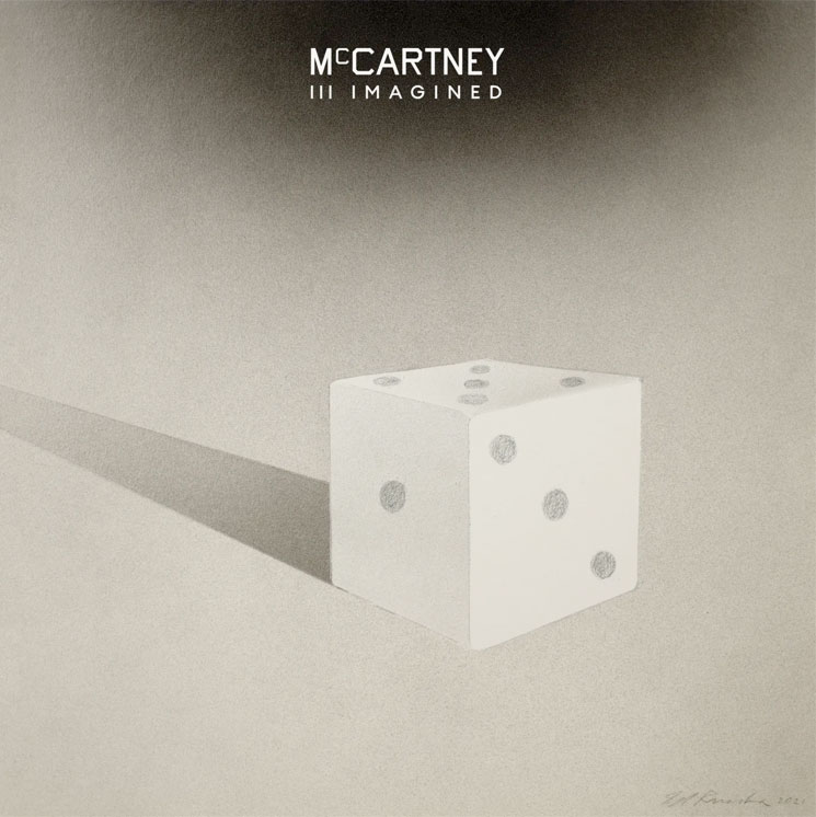 Paul McCartney Gets by with a Little Help from His Friends on 'McCartney III Imagined'
