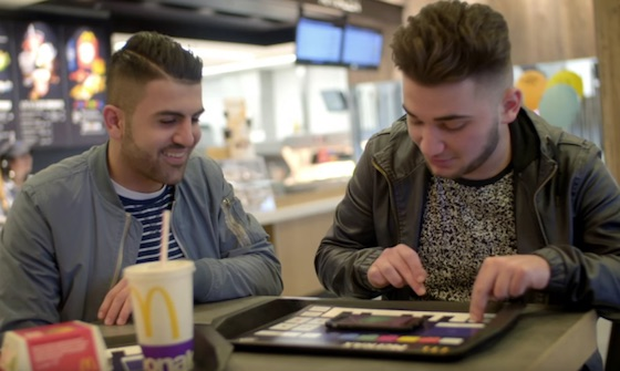 WTF: McDonald's Introduces Beat-Making Placemats