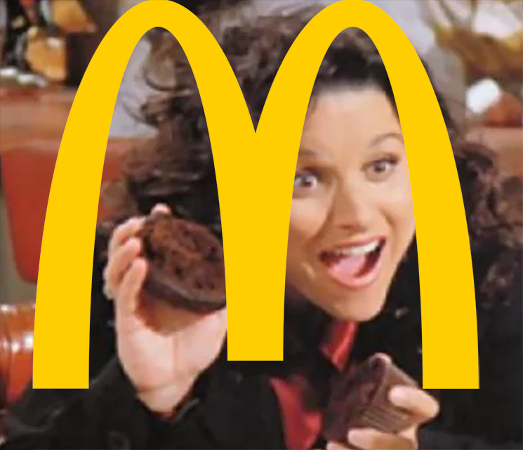 'Seinfeld' Fans Take Note — McDonald's Is Making Muffin Tops