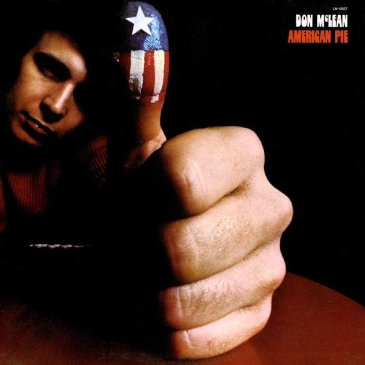 Don McLean's 'American Pie' Lyrics Sell for $1.2 Million