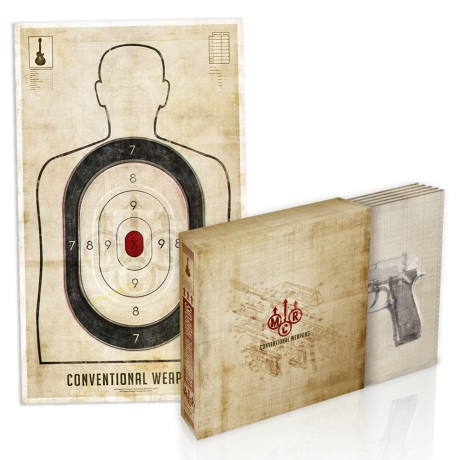 My Chemical Romance Detail 'Conventional Weapons' Box Set