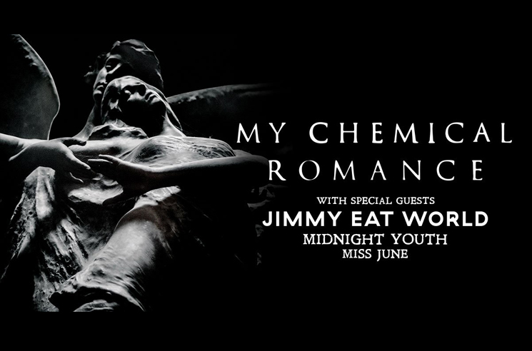 My Chemical Romance Add Reunion Dates