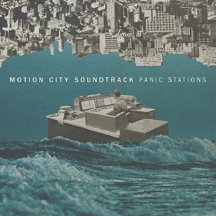 Motion City Soundtrack 'Panic Stations' (album stream)