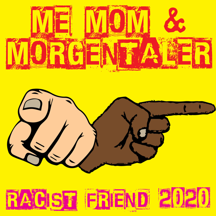 Me Mom and Morgentaler Reunite to Cover the Specials' 'Racist Friend'