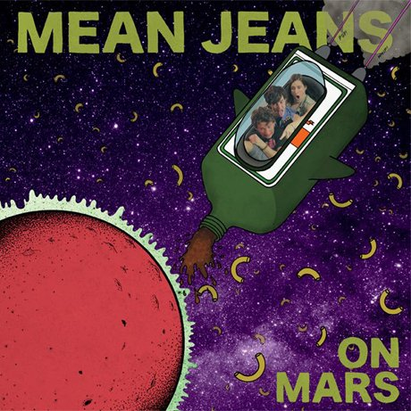 Mean Jeans End Up 'On Mars' for New LP
