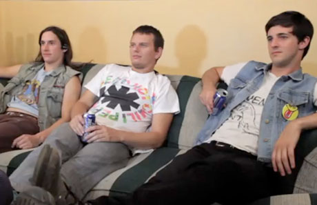 Mean Jeans 'Ragers of the Last Sparks / Possessed 2 Party (with U)' (video)