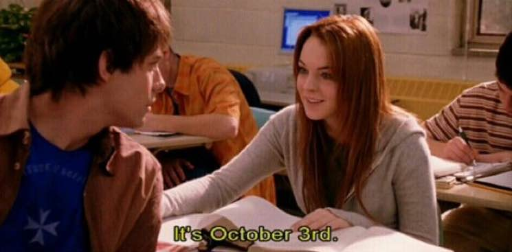​It's 'Mean Girls' Day and Twitter Is Having Too Much Fun