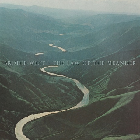Brodie West The Law of the Meander