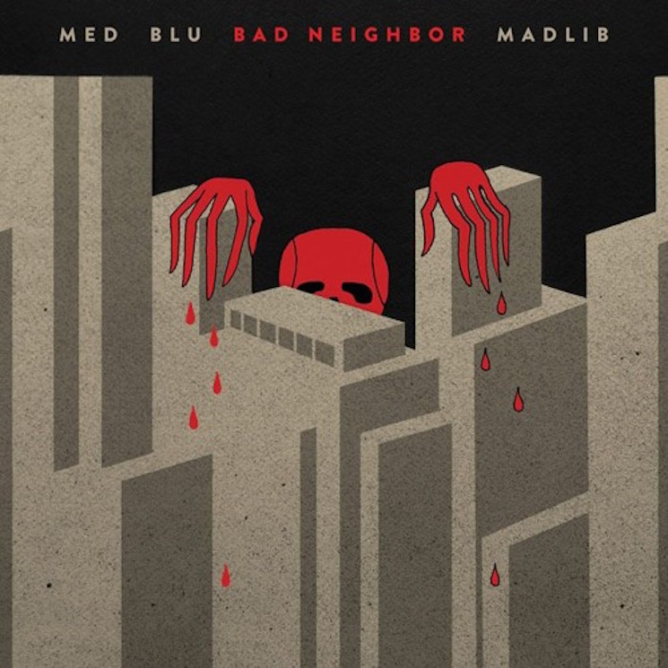 MED, Blu & Madlib Team Up on 'Bad Neighbor,' Share MF Doom Collaboration