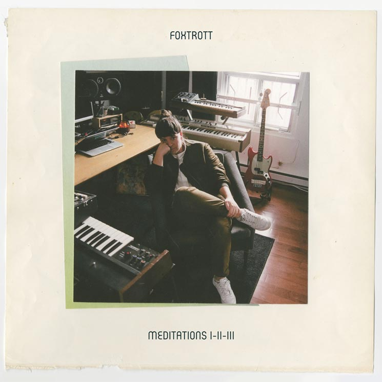 "Hear Foxtrott's R&B-Leaning ""Deliver"""