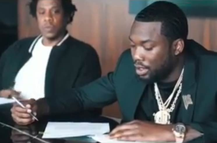 Meek Mill Launches Dream Chasers Record Label with JAY-Z's Roc Nation