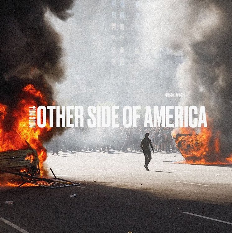 Meek Mill Shares New Song 'Otherside of America'