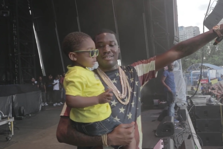 Meek Mill Pens Essay About His Son for Father's Day