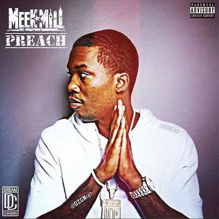 """Meek Mill """"Preach"""" (Young Dolph remix)"""