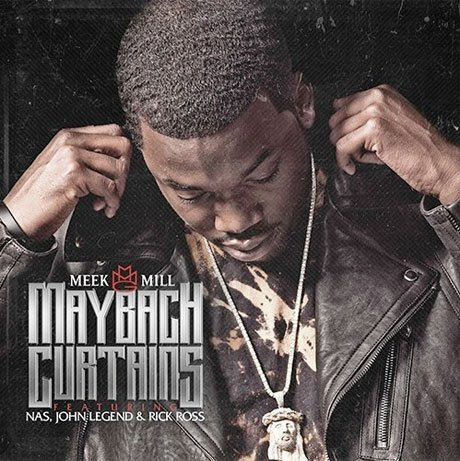"Meek Mill ""Maybach Curtains"" (ft. Nas, Rick Ross and John Legend)"