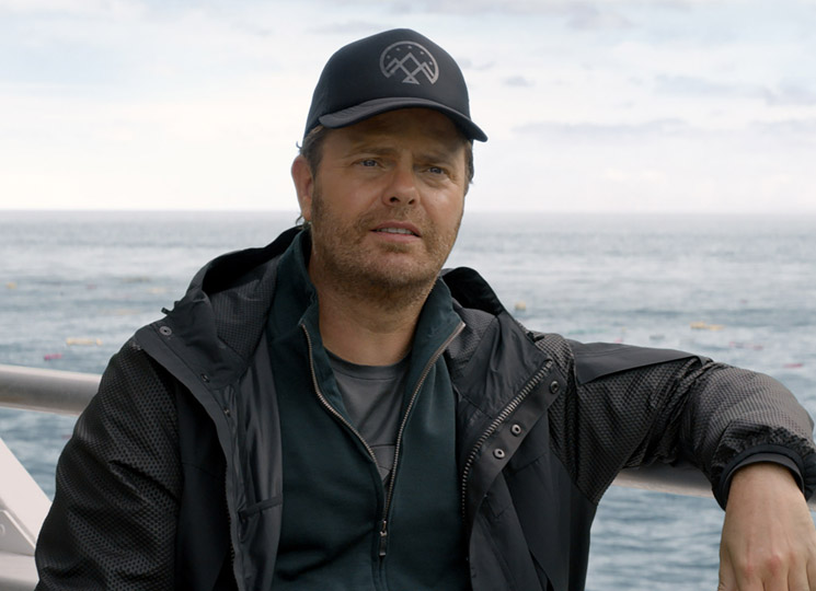 'The Meg' Is Closer to 'Jurassic Park' Than 'Jaws,' According to Star Rainn Wilson