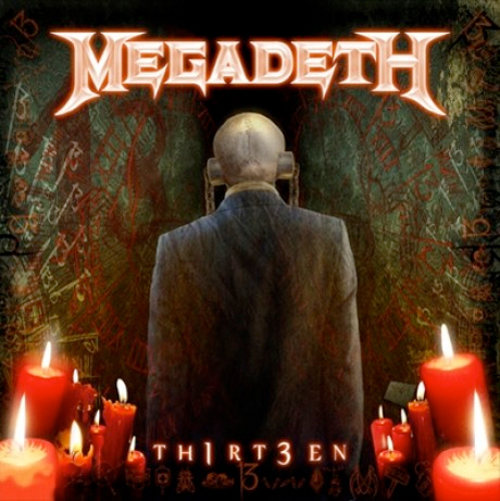 Megadeth Detail 'TH1RT3EN'