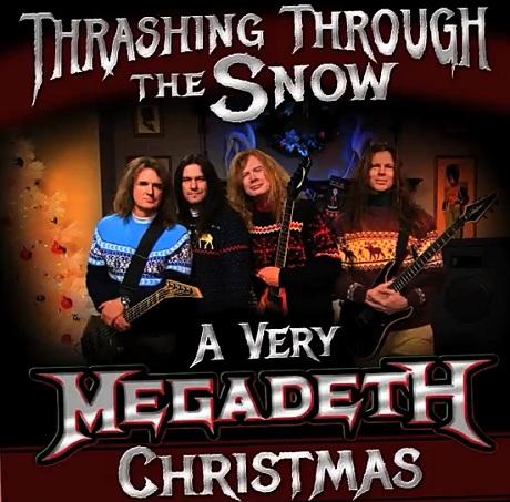 Megadeth 'Thrashing Through the Snow' (ft. Jenny Lewis) (on 'Kimmel')