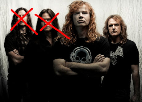 Guitarist Chris Broderick Quits Megadeth Following Drummer's Departure